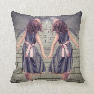 vintage Alice in wonderland Bridal shower Pillows