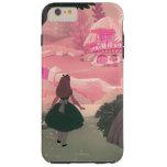 Vintage Alice in Wonderland Tough iPhone 6 Plus Case