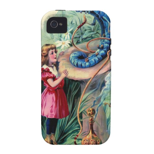 Vintage Alice In Wonderland Case-Mate Case