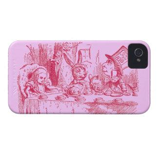 Vintage Alice in Wonderland Case-Mate iPhone 4 Case