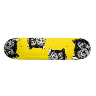 Vintage Alice in Wonderland Cheshire Cat Art Deck Custom Skateboard
