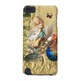 Vintage Alice in Wonderland collage iPod Touch 5G Case