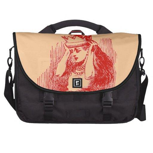 Vintage Alice in Wonderland Computer Bag