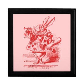 Vintage Alice in Wonderland Gift Box