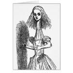 Vintage Alice in Wonderland Greeting Cards