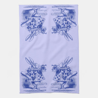 Vintage Alice in Wonderland Hand Towels