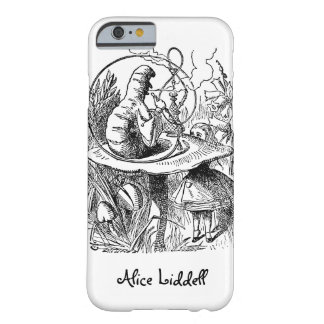 Vintage Alice in Wonderland Hookah Caterpillar Barely There iPhone 6 Case