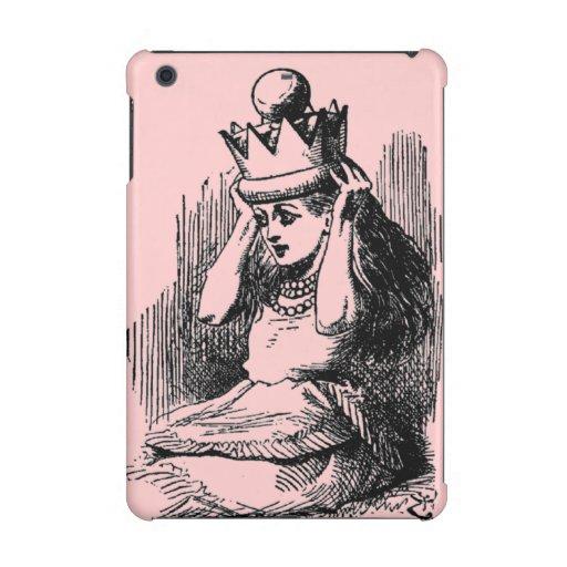 Vintage Alice in Wonderland iPad Mini Cases