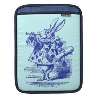 Vintage Alice in Wonderland iPad Sleeve