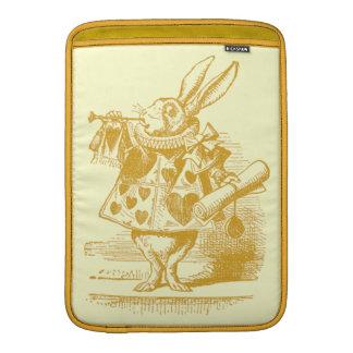 Vintage Alice in Wonderland Sleeves For MacBook Air