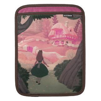 Vintage Alice in Wonderland iPad Sleeves