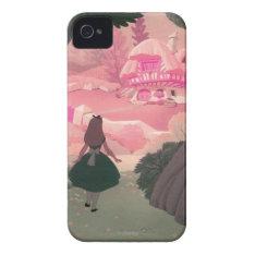 Vintage Alice In Wonderland Iphone 4 Case at Zazzle