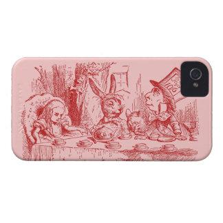 Vintage Alice in Wonderland iPhone 4 Case-Mate Cases