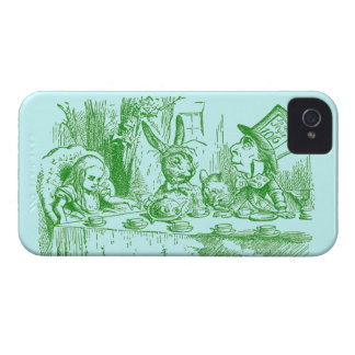 Vintage Alice in Wonderland iPhone 4 Cover