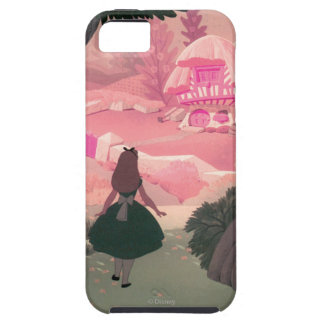 Vintage Alice in Wonderland iPhone SE/5/5s Case