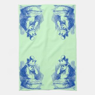 Vintage Alice in Wonderland Kitchen Towels