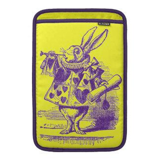 Vintage Alice in Wonderland MacBook Air Sleeve