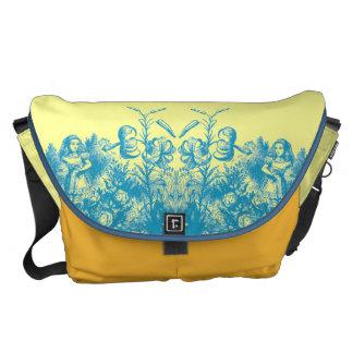 Vintage Alice in Wonderland Messenger Bag
