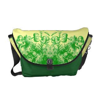 Vintage Alice in Wonderland Commuter Bags