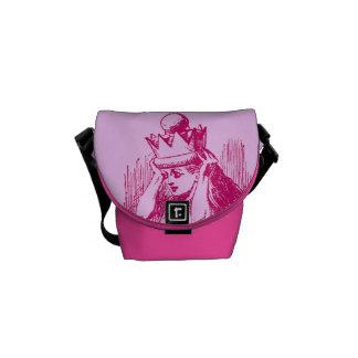 Vintage Alice in Wonderland Messenger Bags