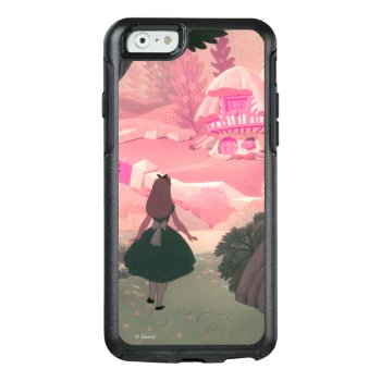 Vintage Alice In Wonderland Otterbox Iphone 6/6s Case by disney at Zazzle