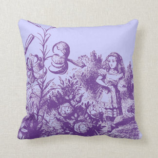 Vintage Alice in Wonderland Pillows
