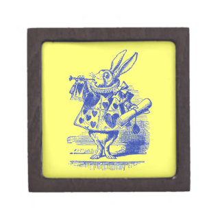 Vintage Alice in Wonderland Premium Jewelry Boxes