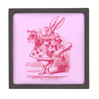 Vintage Alice in Wonderland Premium Trinket Boxes