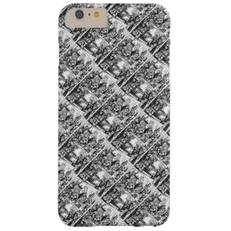 Vintage Alice in Wonderland, Queen of Hearts Trial Barely There iPhone 6 Plus Case