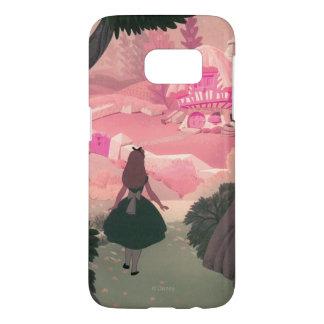 Vintage Alice in Wonderland Samsung Galaxy S7 Case