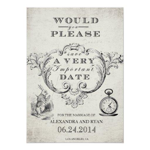 Vintage Alice in Wonderland Save...