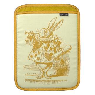 Vintage Alice in Wonderland Sleeve For iPads