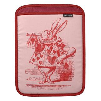 Vintage Alice in Wonderland Sleeves For iPads