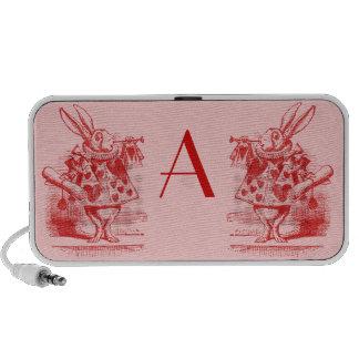Vintage Alice in Wonderland Speaker System