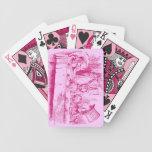 Vintage Alice in Wonderland Tea Party Card Deck