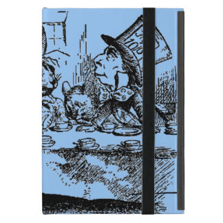 Vintage Alice in Wonderland Tea Party Case For iPad Mini