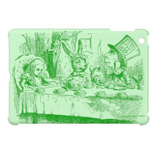 Vintage Alice in Wonderland Tea Party iPad Mini Case