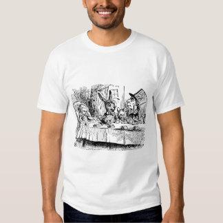 Vintage Alice in Wonderland, Tea Party Scene T Shirt