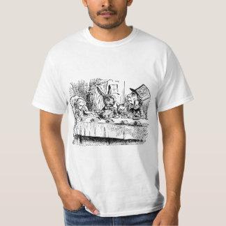Vintage Alice in Wonderland, Tea Party Scene T-Shirt