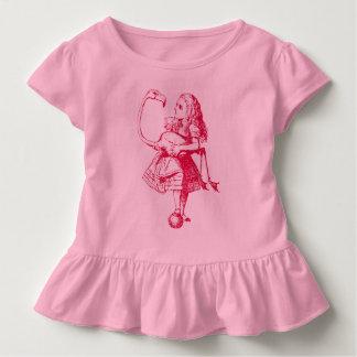 Vintage Alice in Wonderland Toddler T-shirt