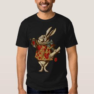 Vintage Alice White Rabbit T Shirt