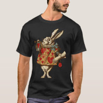 Vintage Alice White Rabbit T-Shirt