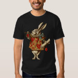 Vintage Alice White Rabbit Tshirts