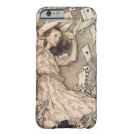 Vintage Alices Adventures in Wonderland by Rackham Barely There iPhone 6 Case