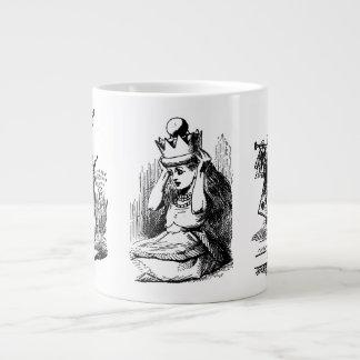 Vintage Alice's Adventures in Wonderland Designs Giant Coffee Mug