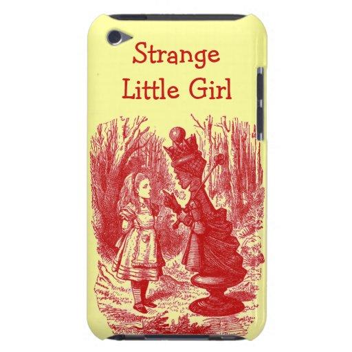Vintage Alicia en el país de las maravillas Case-Mate iPod Touch Funda
