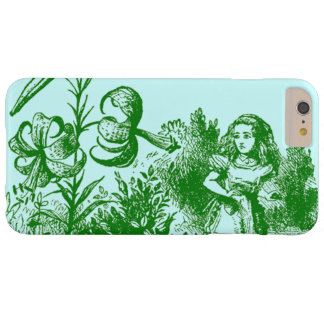 Vintage Alicia en el país de las maravillas Funda Barely There iPhone 6 Plus
