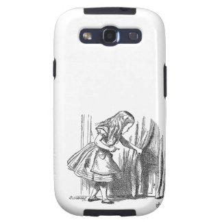 Vintage Alicia en el país de las maravillas que bu Samsung Galaxy S3 Carcasas