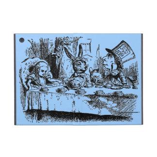 Vintage Alicia en fiesta del té del país de las ma iPad Mini Cárcasa
