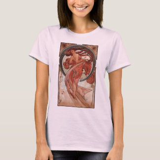 Vintage Alphones Mucha  Dance T-Shirt